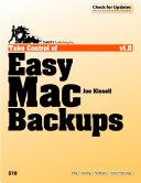 Take Control of Easy Mac Backups