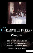 Granville Barker Plays  1