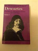 Philosophical Works of Descartes  Volume 1
