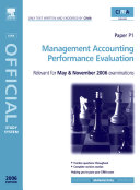 Management Accounting Performance Evaluation