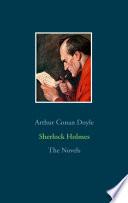 Sherlock Holmes   The Novels Book