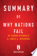 Summary Of Why Nations Fail Book PDF