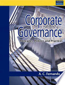 Corporate Governance Book PDF