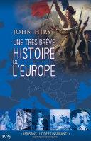 Une très brève histoire de l'Europe