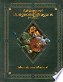 Advanced Dungeons & Dragons Monstrous Manual