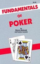 Fundamentals of Poker Pdf/ePub eBook