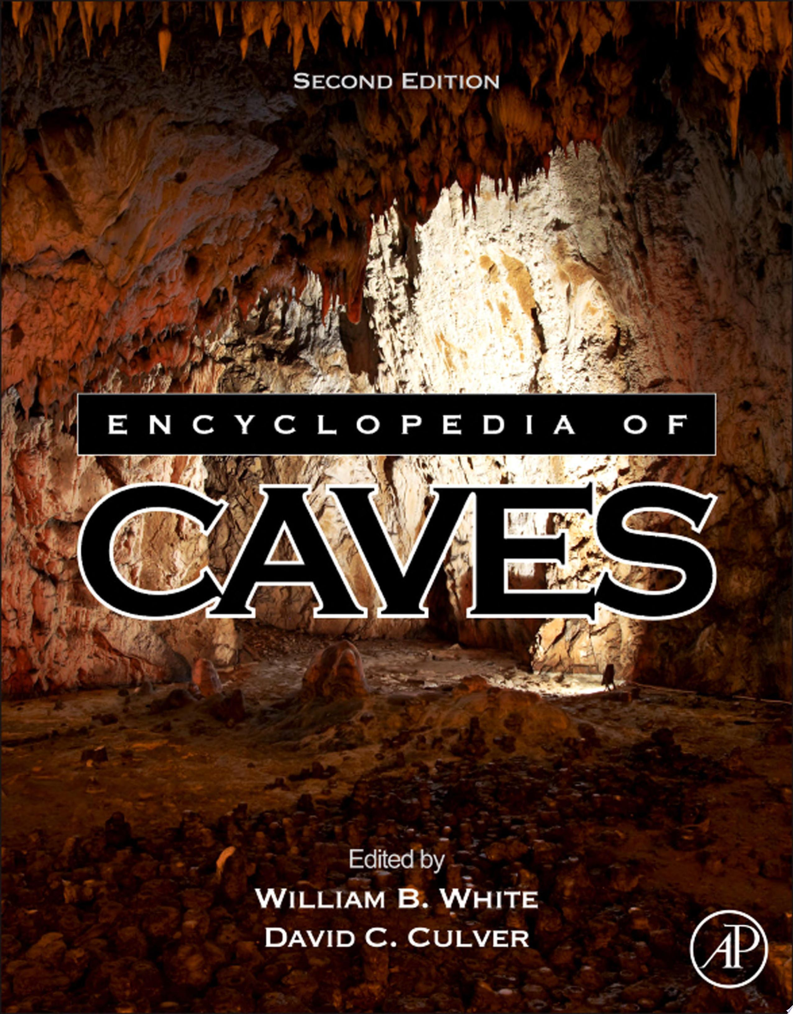 Encyclopedia of Caves