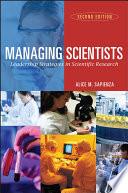 Managing Scientists