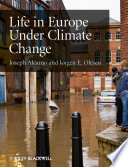 Life in Europe Under Climate Change Book