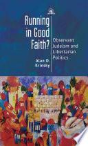 Running in Good Faith  Book PDF