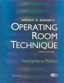 Operating Room Technique and Instrumentation for the Operating Room
