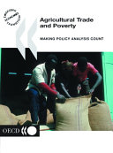 Agricultural Trade And Poverty Book PDF