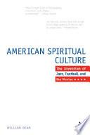 The American Spiritual Culture Book