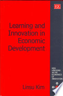Learning And Innovation In Economic Development