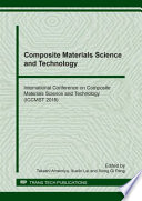 Composite Materials Science and Technology