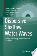 Dispersive Shallow Water Waves