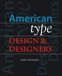 American Type Design   Designers