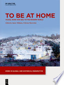 To be at Home Book