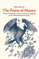 The Power Of Money Book