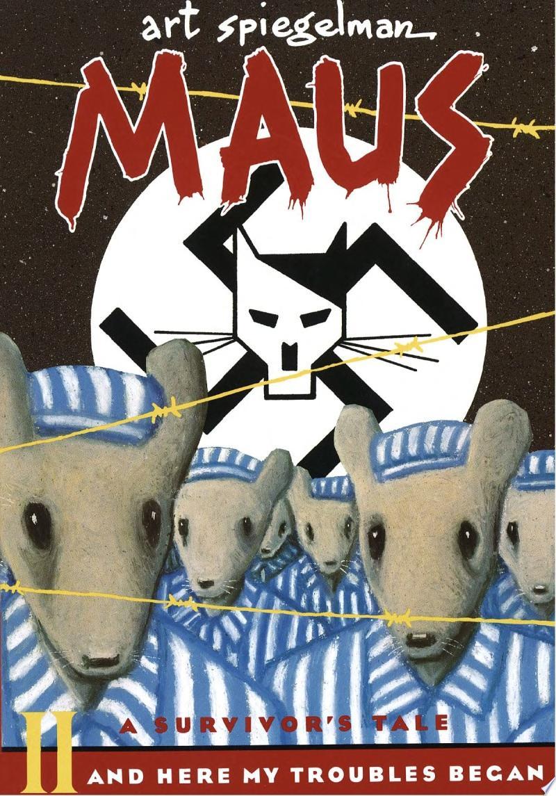 Maus: a Survivor's Tale banner backdrop