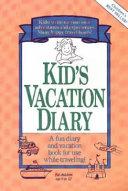 Kid s Vacation Diary