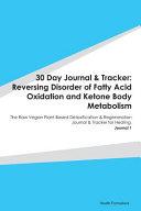 30 Day Journal   Tracker Book PDF