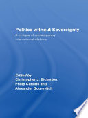 Politics Without Sovereignty