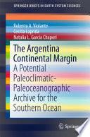 The Argentina Continental Margin