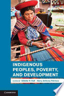Indigenous Peoples Poverty And Development Book PDF