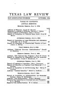 Proceedings of the     Annual Sessions of the Texas Bar Association