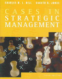 Cases in Strategic Management Book