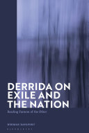 Derrida on Exile and the Nation Pdf