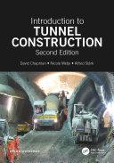 Introduction to Tunnel Construction Pdf/ePub eBook