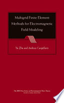 Multigrid Finite Element Methods for Electromagnetic Field Modeling