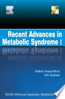 Recent Advances in Metabolic Syndrome – I - ECAB