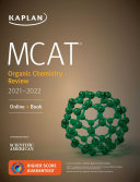 MCAT Organic Chemistry Review 2021 2022