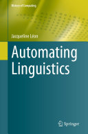 Automating Linguistics
