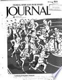 Federal Home Loan Bank Board Journal