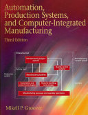 Automation Production Systems And Computer Integrated Manufacturing Book PDF