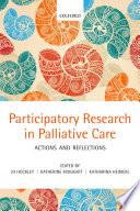 Participatory Research In Palliative Care Actions And Reflections [Pdf/ePub] eBook