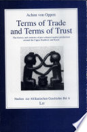Terms of Trade and Terms of Trust