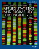 Applied Statistics and Probability for Engineers  7th Edition Asia Edition