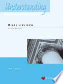Understanding Disability Law Book
