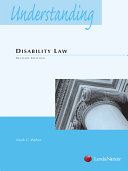 Understanding Disability Law Book PDF