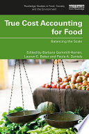 True Cost Accounting for Food