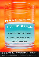 Half Empty  Half Full Book