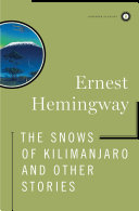 The Snows of Kilimanjaro and Other Stories Pdf/ePub eBook
