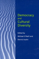 Democracy and Cultural Diversity