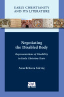 Negotiating the Disabled Body