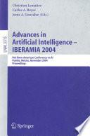 Advances In Artificial Intelligence Iberamia 2004
